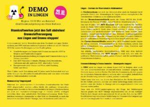 Faltblatt Demo Lingen_2