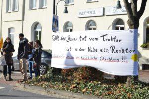 Demo in Lingen 29.10.2016